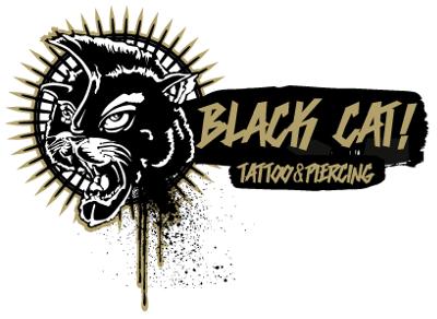 Black Cat Tattoo Schwerzenbach