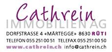 Cathrein Immobilien AG
