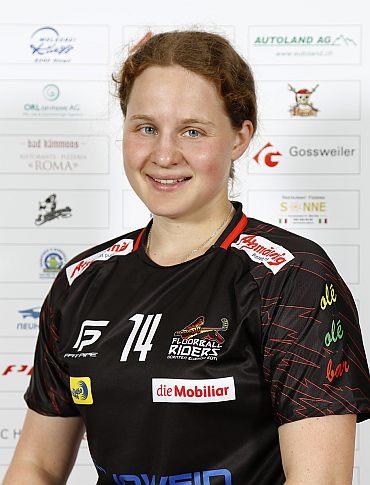 Portraitfoto Jasmin Bühler