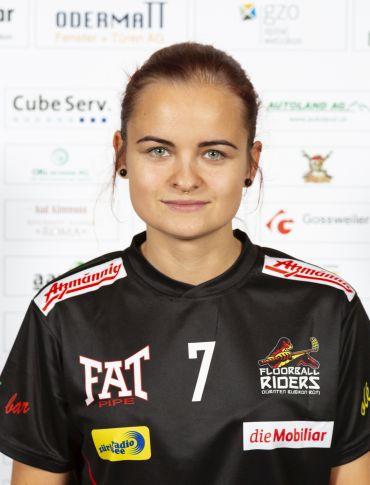 Portraitfoto Malgorzata Jablonowska