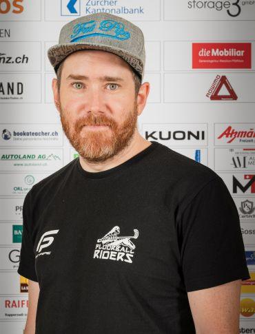 Portraitfoto Stefan Jakob