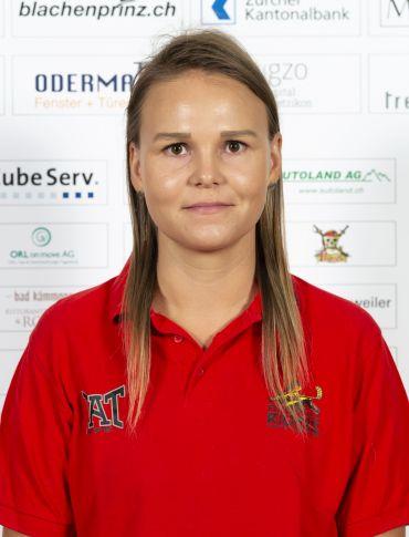 Portraitfoto Veera Pietikainen