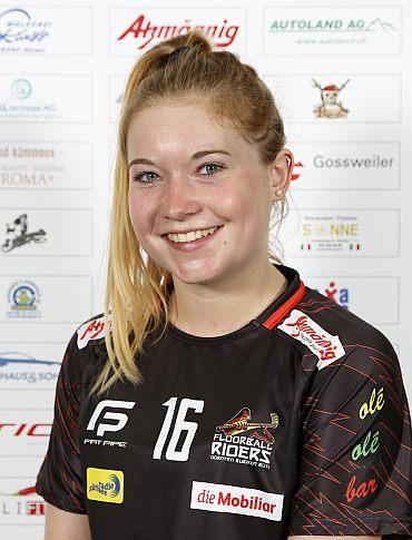 Portraitfoto Melanie Rüegg