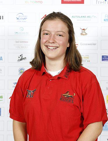 Portraitfoto Stefanie Stauffacher