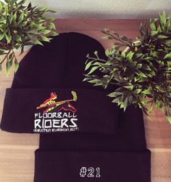 Riders Beanie Black