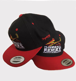 Riders Snapback Bikered
