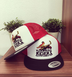 Riders Snapback Trucker Multicolor